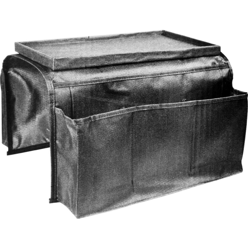 449-988 - Six-Pocket Arm Rest Organizer w/ Tabletop Tray