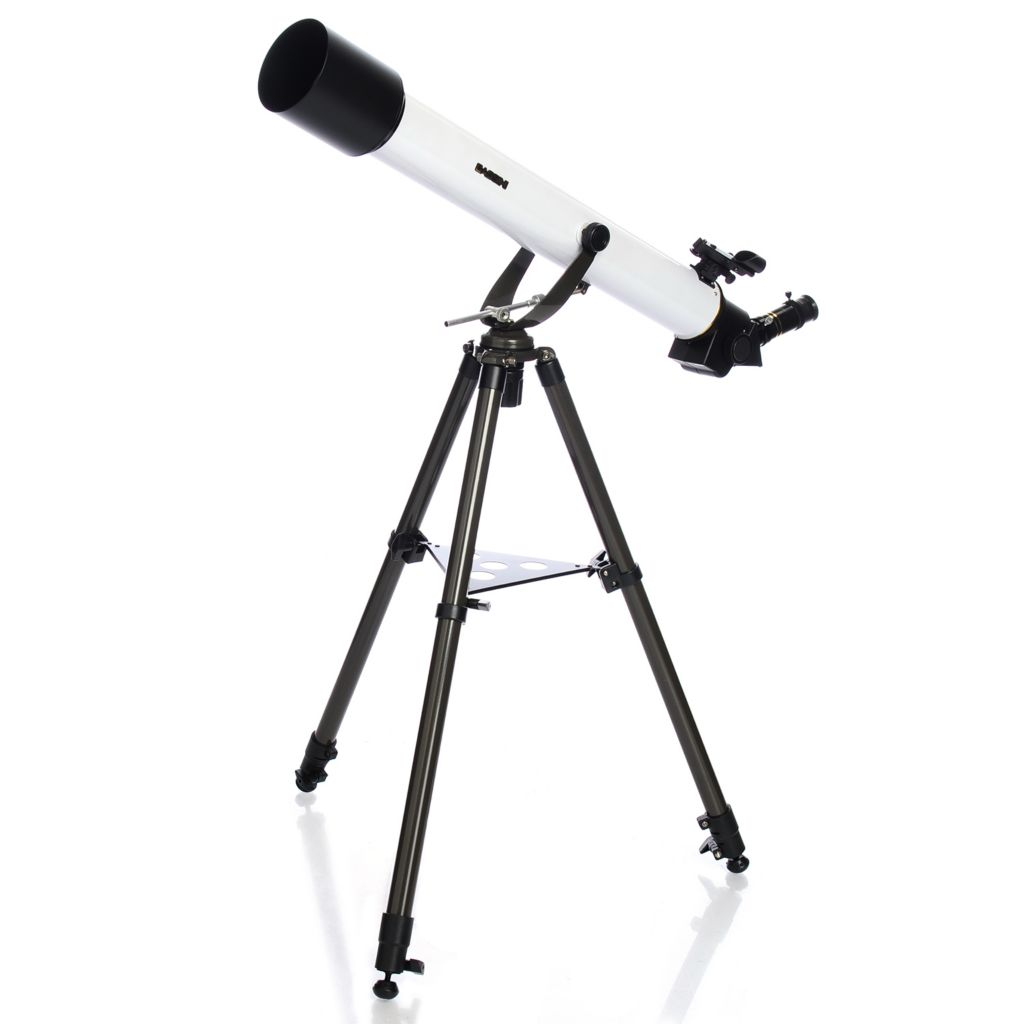 450-055 - Cassini 800mm x 72mm Electronic Focus Refractor Telescope w/ Remote