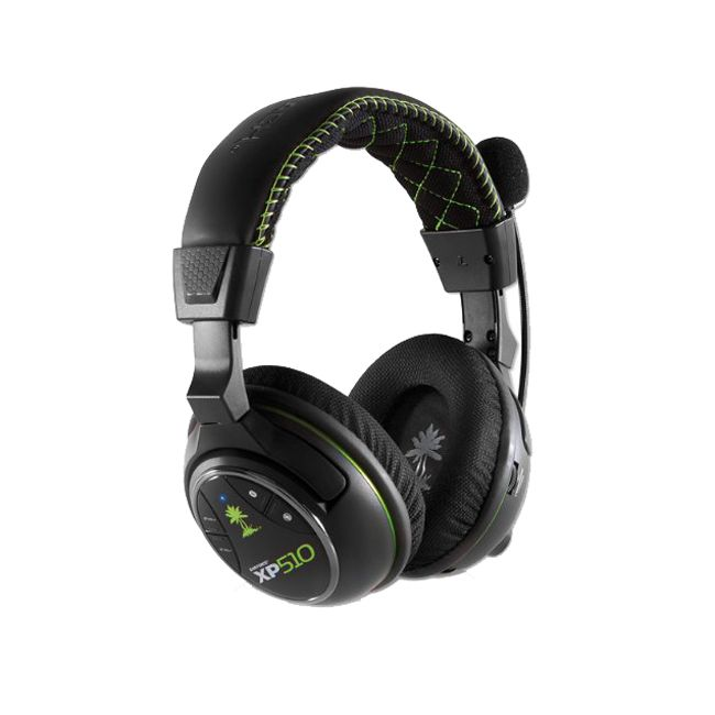 450-082 - Turtle Beach Ear Force XP510M Gaming Headset w/ Wi-Fi & Bluetooth® - Refurbished