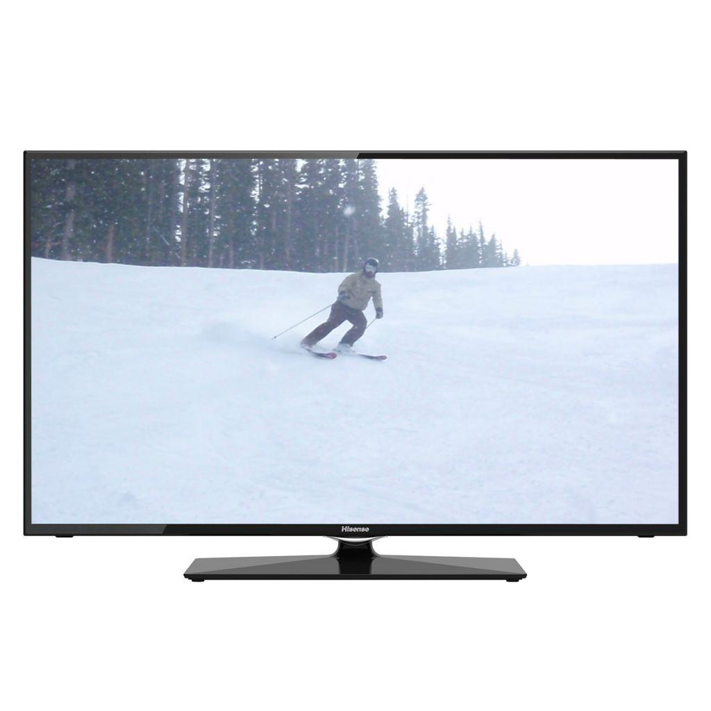 "450-101 - Hisense 55"" 1080p 120Hz LED HDTV - Refurbished"