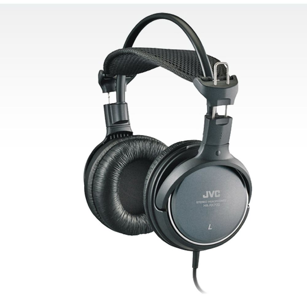 450-181 - JVC Full-Size Over-Ear Headphones w/ 50mm Drivers