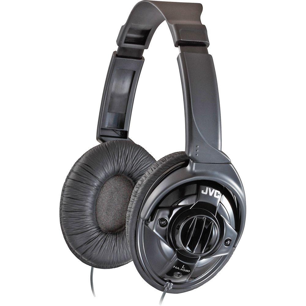 450-188 - JVC DJ-Style Monitor Headphones