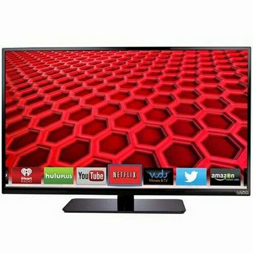 "450-193 - VIZIO 60"" 1080p 120Hz LED Smart HDTV w/ Two HDMI Cables"