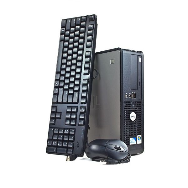 450-298 - Dell 2.6Ghz Intel Core 2 Duo 2GB Windows 7 Desktop Computer- Refurbished