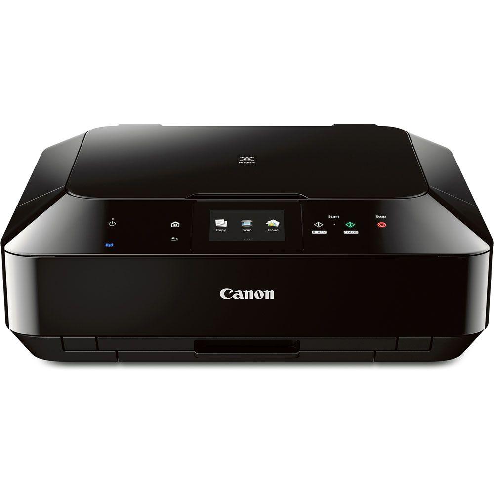 450-333 - Canon PIXMA MG7120 All-in-One Inkjet Black Photo Printer