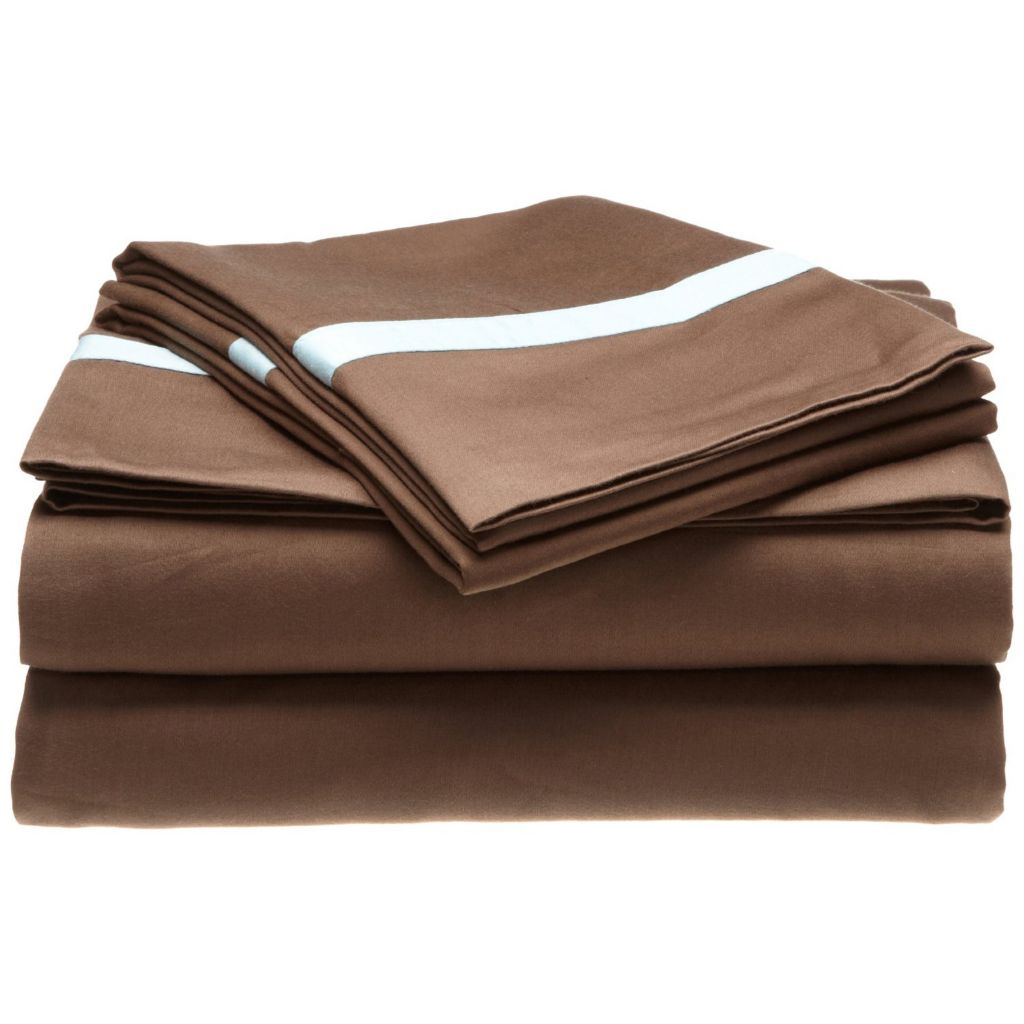 450-456 - Hotel Collection by Impressions 300 TC Cotton Sheet Set