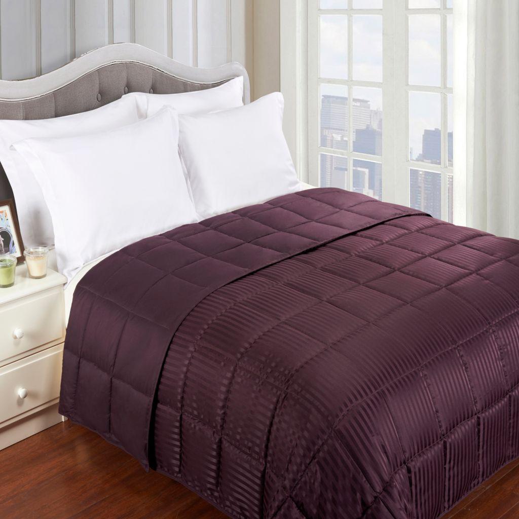 450-493 - Down Alternative Microfiber All-Season Reversible Blanket