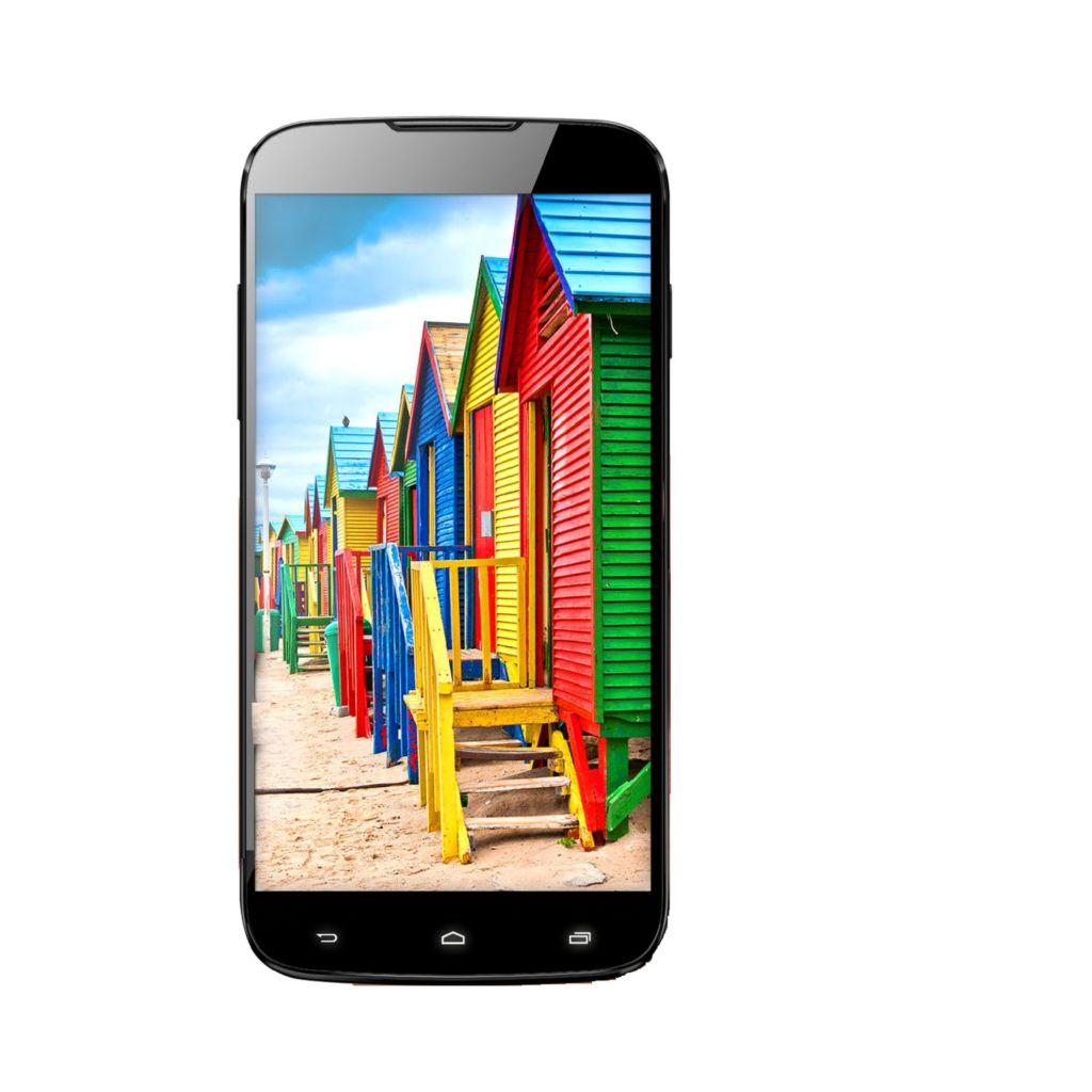 "450-551 - BLU Studio 6"" HD Unlocked GSM Dual-SIM Quad-Core Android™ Smartphone"
