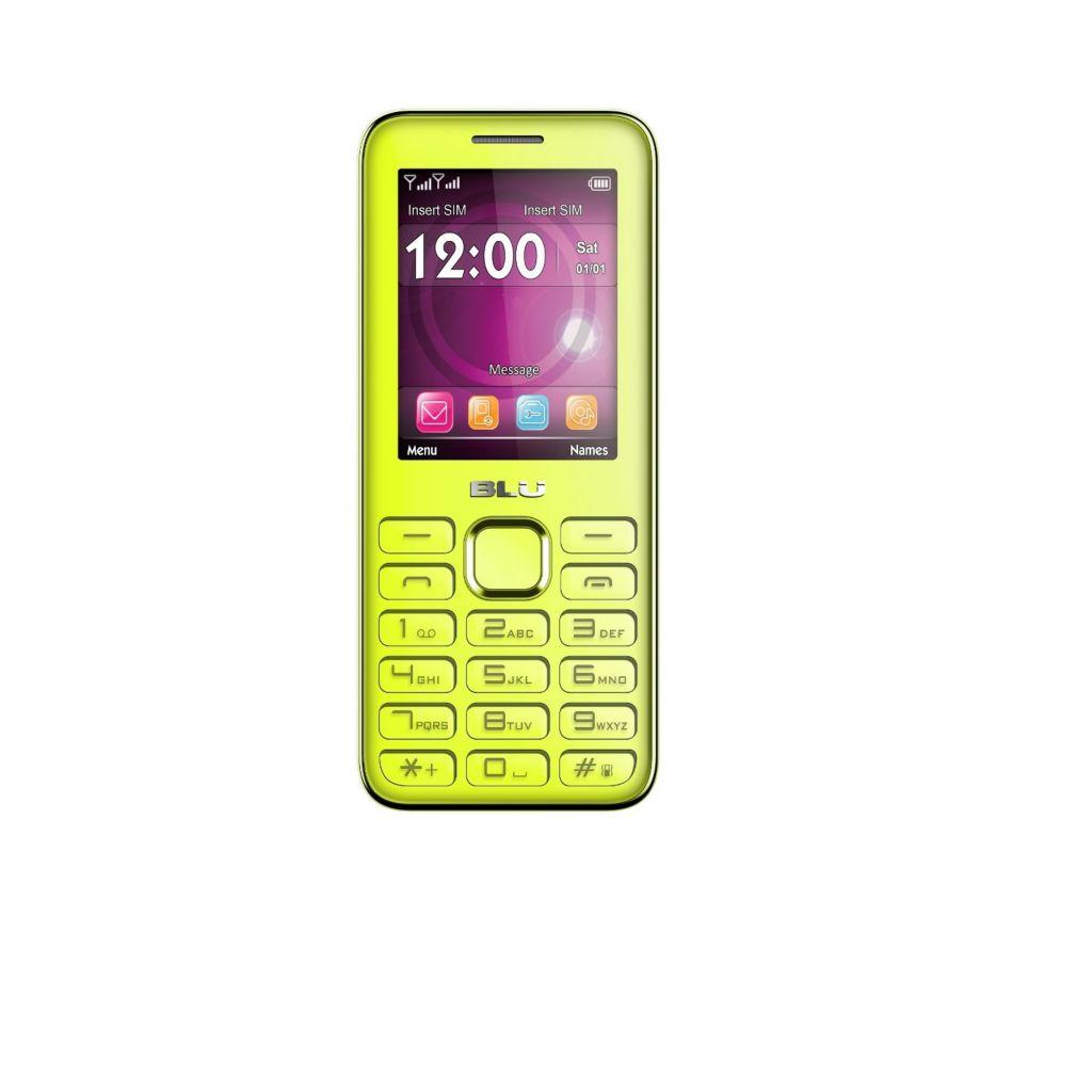 "450-560 - BLU Diva II 5"" Unlocked GSM Dual SIM Smartphone w/ Analog TV & Radio Receiver"
