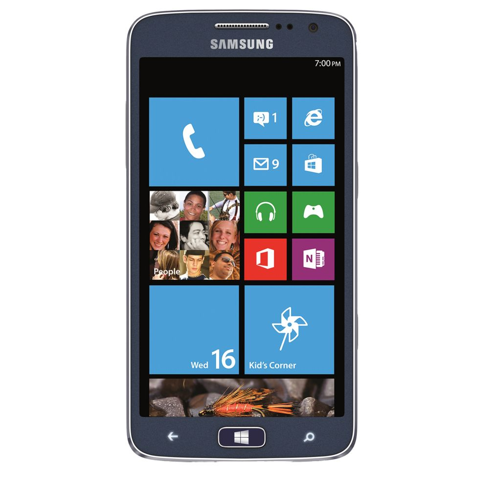 450-587 - Samsung Ativ S Neo 16GB Unlocked GSM 4G LTE Windows 8 Phone