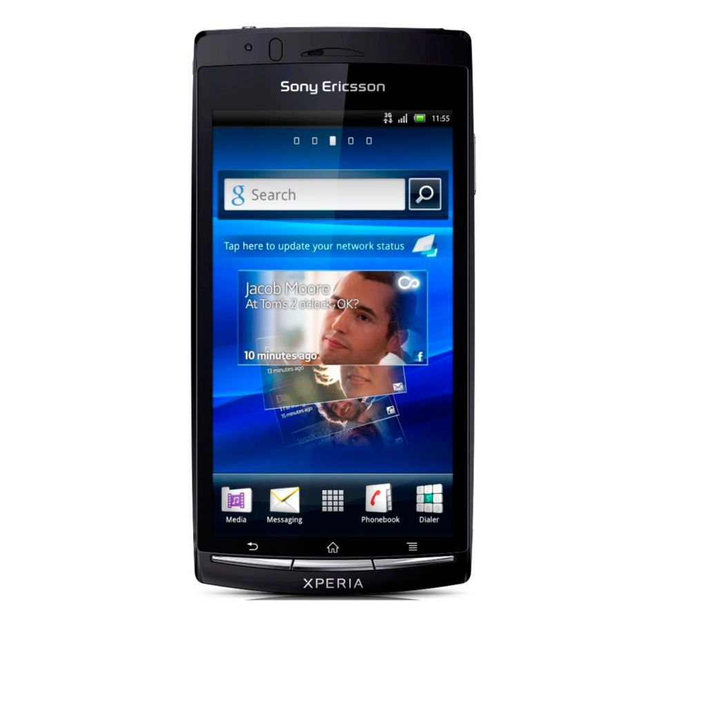 450-594 - Sony Ericsson Xperia Arc Unlocked GSM Android Phone
