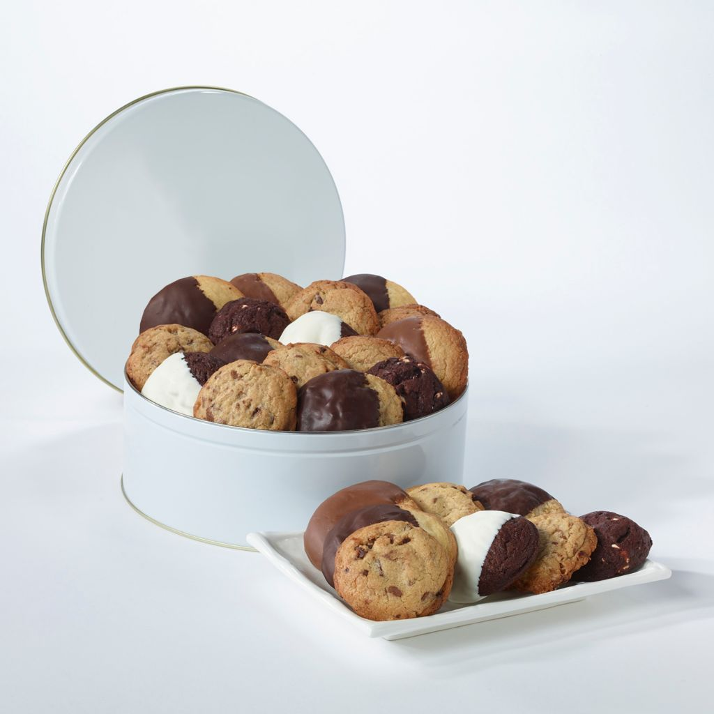 450-629 - Penn Street Bakery Indulge Gourmet 24 Individually Wrapped Assorted Cookies