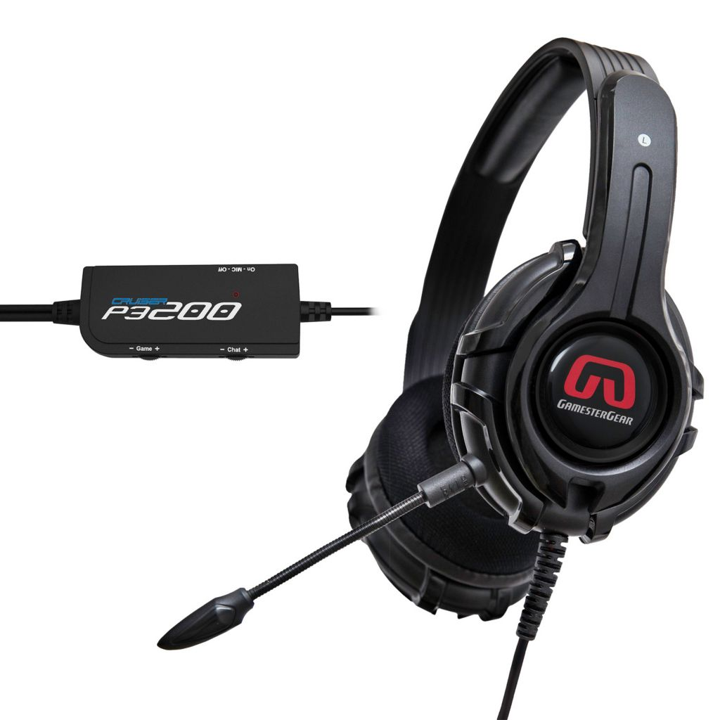 450-718 - SYBA GamesterGear Cruiser PS3200-I Gaming Headset