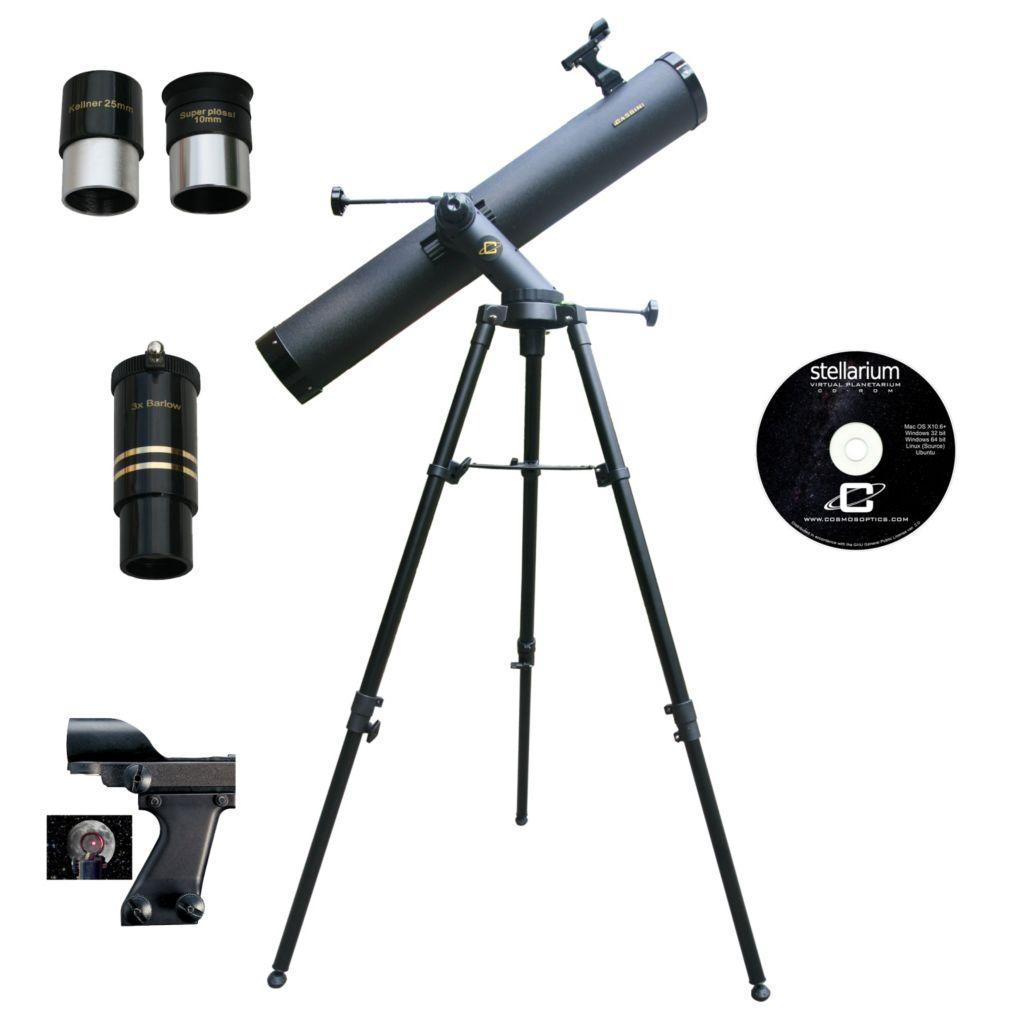 450-763 - Cassini 1000mm x 120mm Tracker Series Reflector Telescope