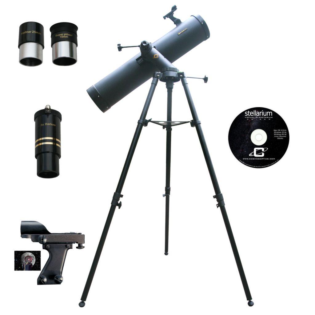 450-765 - Cassini 900mm x 135mm Tracker Series Reflector Telescope