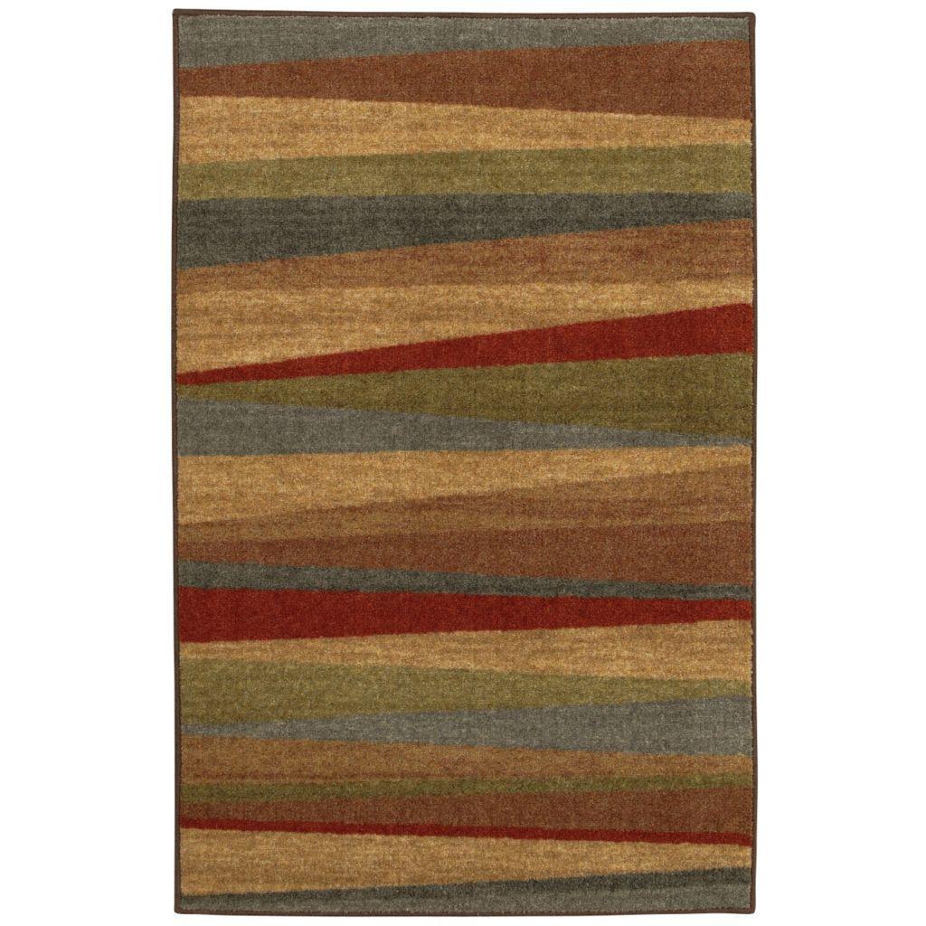 450-884 - Mohawk Home Nylon Mayan Sunset Sierra Rug