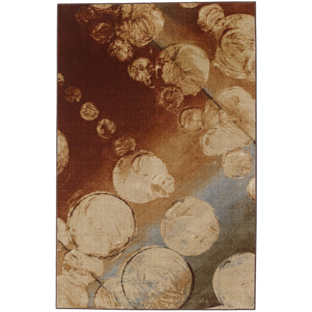 450-885 - Mohawk Home Nylon Rain Kaleidoscope Rug