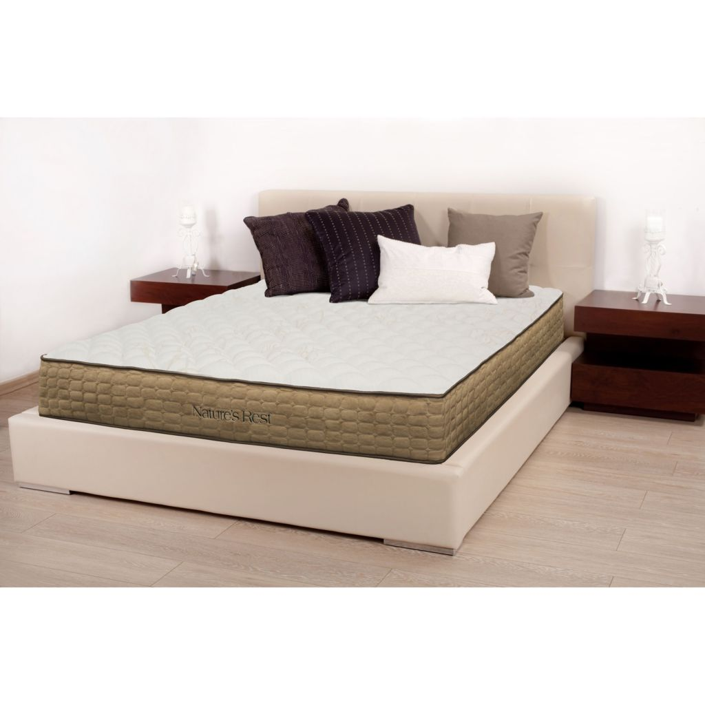 450-928 - Spring Air 'The Destiny' Plush Mattress - Mattress Only