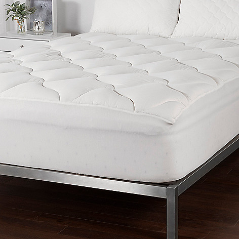 466 300 North S Living 100 Cotton Quilted Mattress Topper