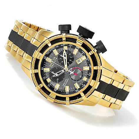 602-149 - Invicta Reserve Men's Bolt Swiss Chronograph Tachymeter Bracelet Watch