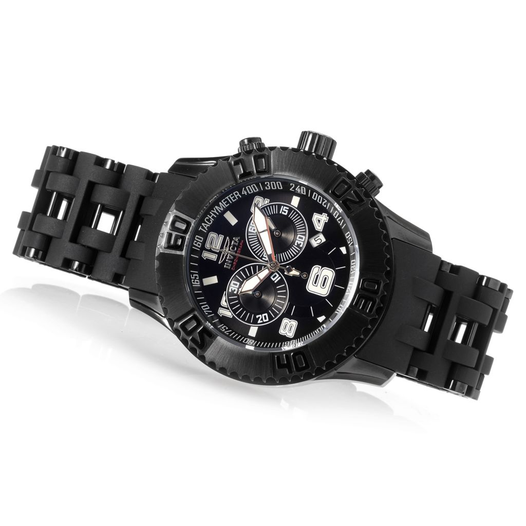 603-425 - Invicta Men's Sea Spider Sport Quartz Chronograph Bracelet Watch