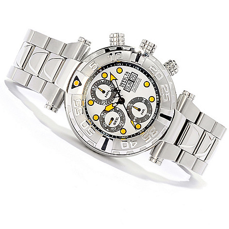 606-919 - Invicta Reserve 47mm Subaqua Noma I Limited Edition Valjoux 7750 Watch