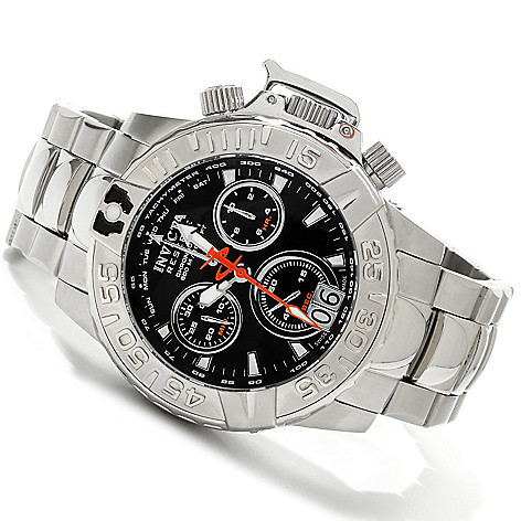 607-614 - Invicta Reserve 46mm Subaqua Noma II Limited Edition Swiss Made Chronograph Bracelet Watch