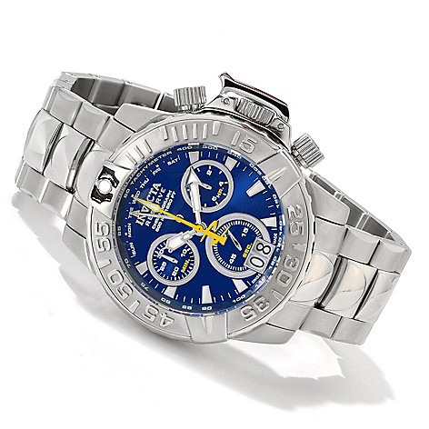 607-713 - Invicta Reserve Men's Subaqua Noma II Limited Edition Swiss Chronograph Bracelet Watch