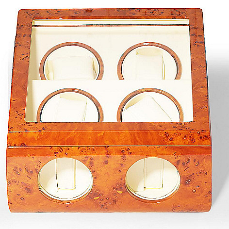 609-342 - Steinhausen Executive Display Quad Watch Winder
