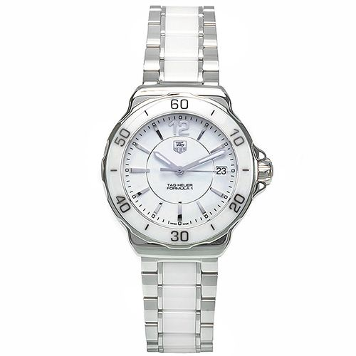 611-401 - Tag Heuer Women's Formula 1 Swiss Made Quartz Stainless Steel Bracelet Watch