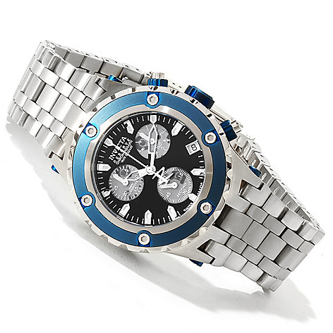 617-174 - Invicta Reserve 43mm Specialty Subaqua Swiss Quartz Chronograph Bracelet Watch