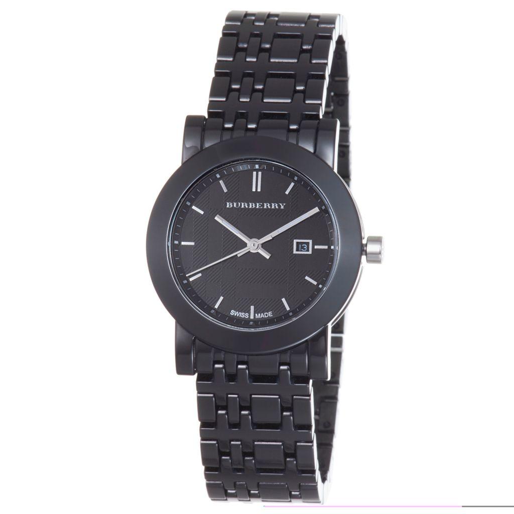 617-751 - Burberry Women's Swiss Made Quartz Ceramic Bracelet Watch