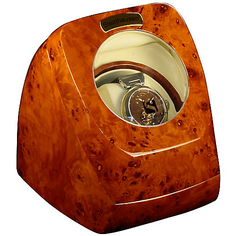 618-271 - Steinhausen Single Watch Winder w/ Timer