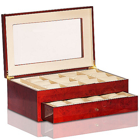 618-278 - Steinhausen Large Watch Case and Display Box