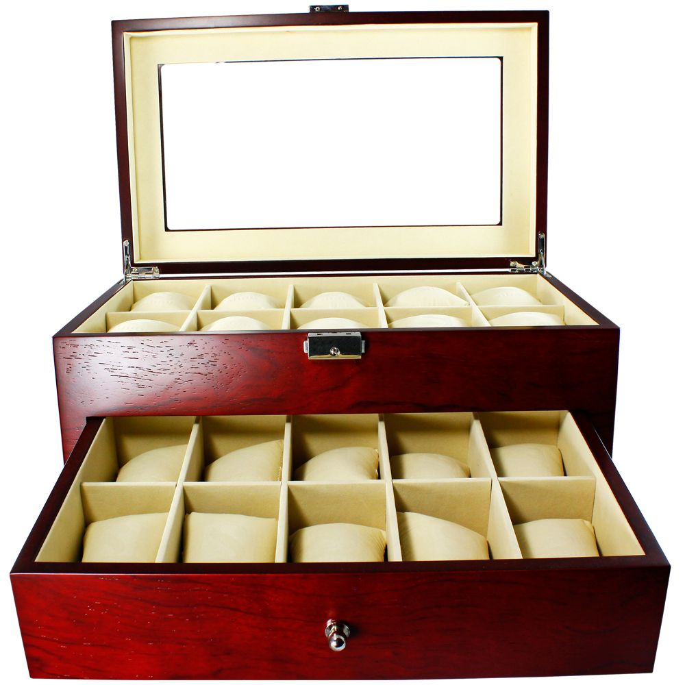 618-279 - Steinhausen Luxury Jewelry and Watch Display Box
