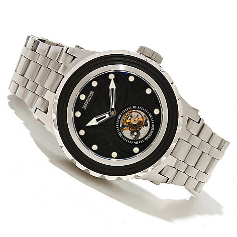 618-676 - Invicta Reserve Men's Specialty Subaqua Octopus Limited Edition Mechanical Tourbillon Bracelet Watch