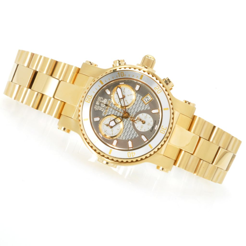 618-850 - Renato Women's Beauty Diver Limited Edition Swiss Made Quartz Bracelet Watch