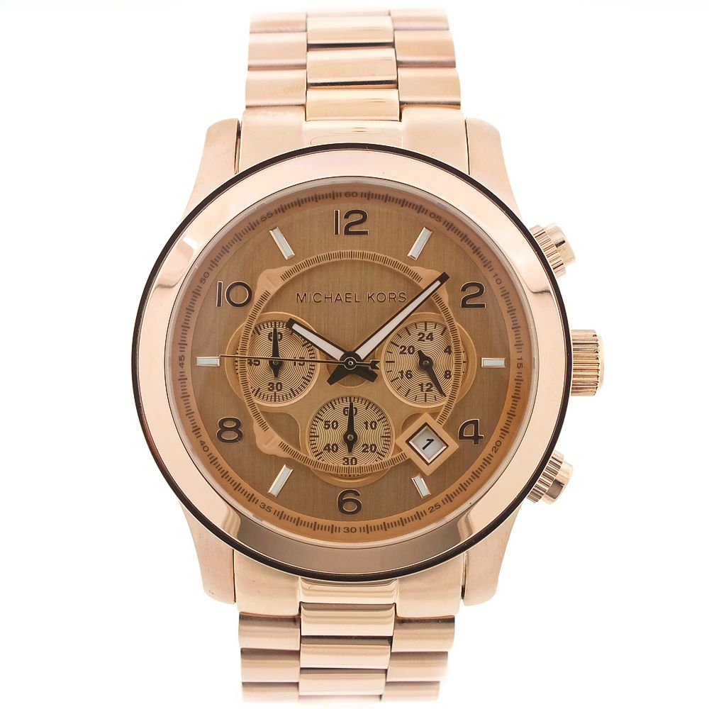 619-347 - Michael Kors Men's Classic Quartz Stainless Steel Bracelet Watch