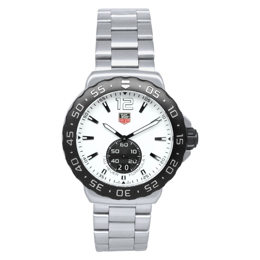 619-842 - Tag Heuer Men's Formula 1 Swiss Quartz Stainless Steel Bracelet Watch