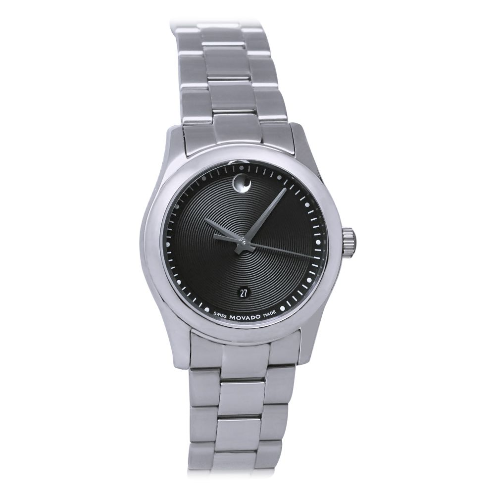 619-875 - Movado Women's Sportivo Swiss Made Quartz Stainless Steel Bracelet Watch