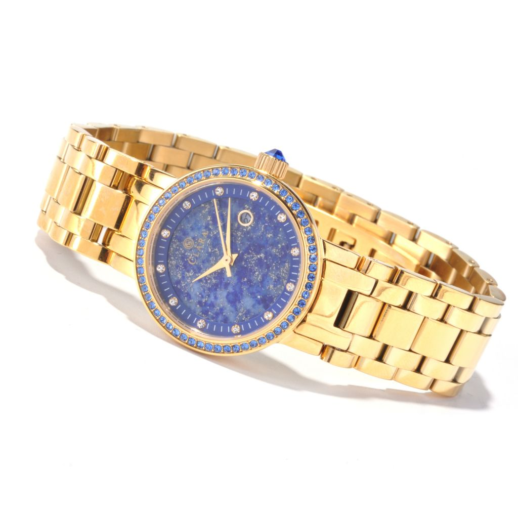619-939 - Clara by CW Women's Quartz Bracelet Watch Made w/ Swarovski® Elements