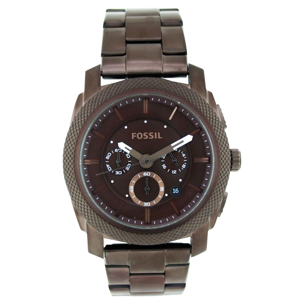 620-033 - Fossil Men's Classic Quartz Stainless Steel Bracelet Watch