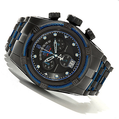 620-339 - Invicta Reserve Men's Jason Taylor Bolt Zeus Limited Edition Swiss Made Watch w/ 3-Slot Dive Case