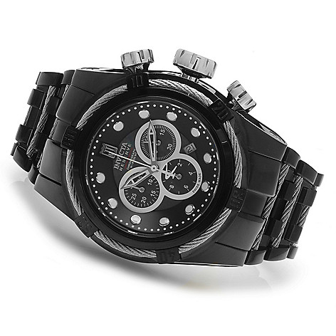 621-537 - Invicta Reserve 52mm Jason Taylor Bolt Zeus Limited Edition Watch w/ Three-Slot Dive Case