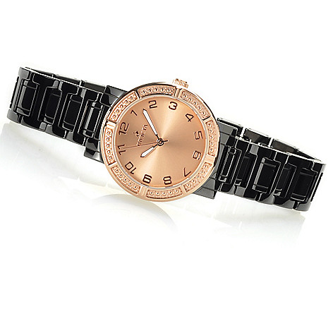 621-829 - Invicta Women's Ceramics Classique Quartz Bracelet Watch