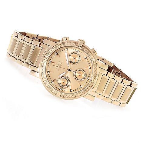 621-832 - Invicta Women's Wildflower Classique Quartz Stainless Steel Bracelet Watch