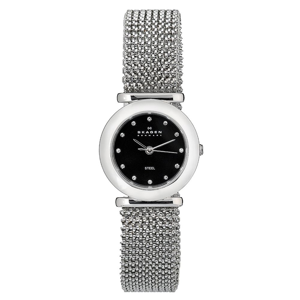 621-928 - Skagen Women's Mesh Quartz Stainless Steel Bracelet Watch