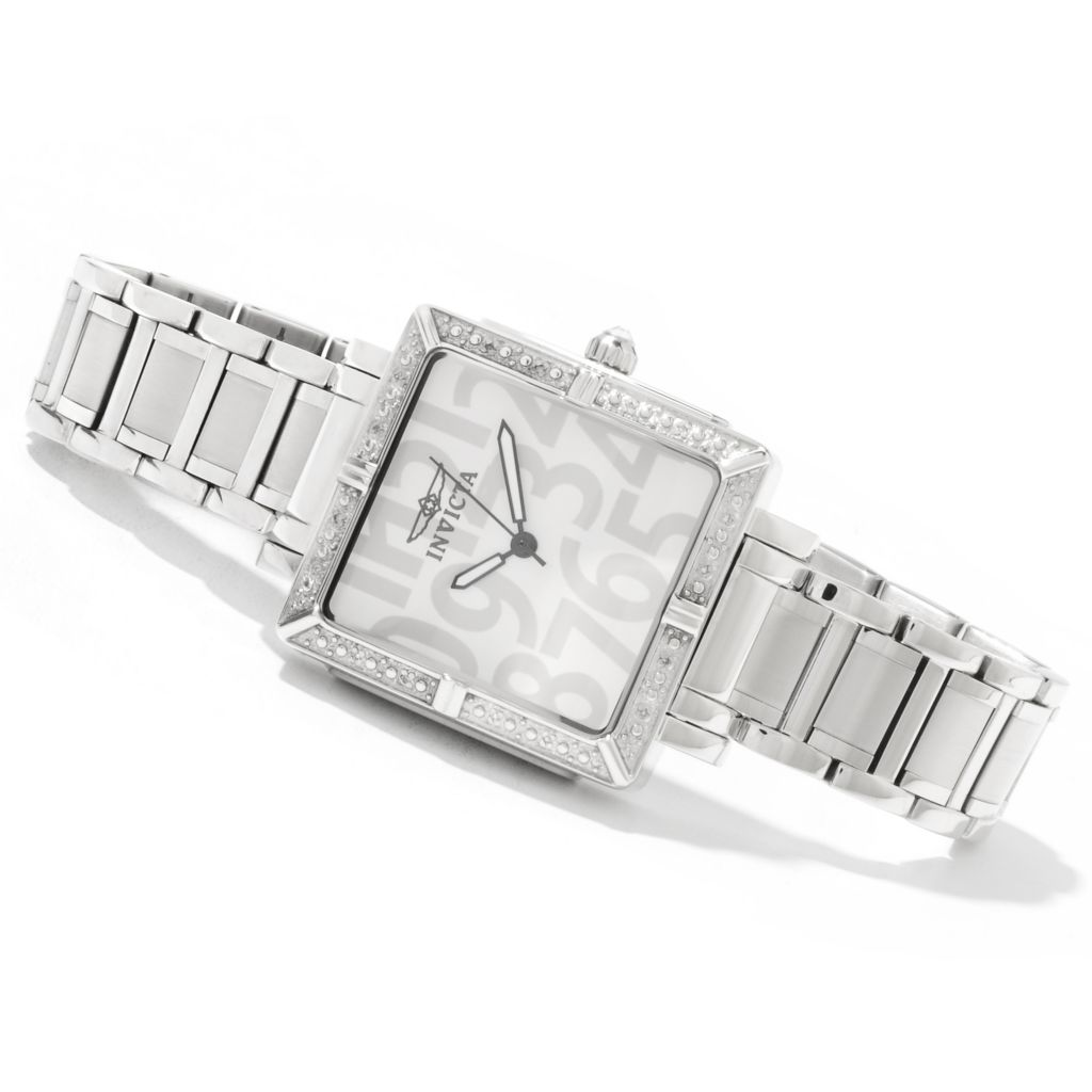 622-054 - Invicta Women's Wildflower Classique Quartz Stainless Steel Bracelet Watch w/ Collector's Case