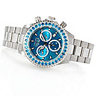 622-074 - Invicta Reserve Pro Diver Neon Apatite Swiss Made Quartz Limited Edition Watch w/ 8-Slot Dive Case