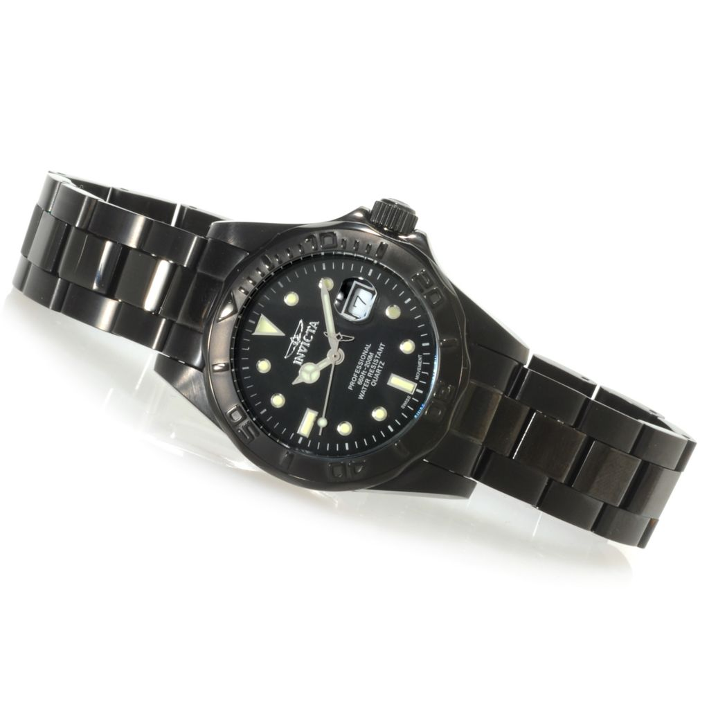 622-356 - Invicta Women's Pro Diver Quartz Stainless Steel Bracelet Watch
